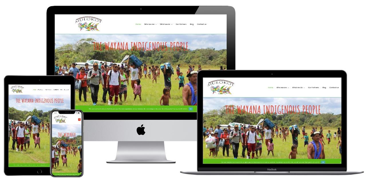 Mulokot website